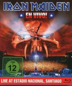 EN VIVO!, IRON MAIDEN, Blu-ray, 5099930159792