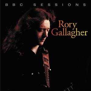 BBC SESSIONS, GALLAGHER, RORY, CD, 0602567172994