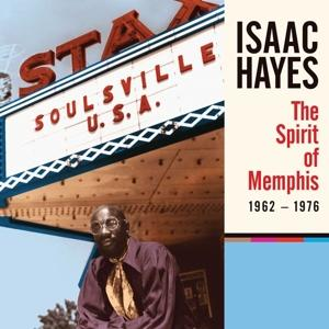 THE SPIRIT OF MEMPHIS (1962-1976)(L, HAYES, ISAAC, CD, 0888072016996